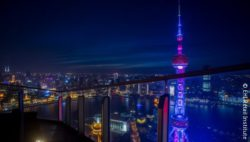 Photo: China at night, copyright: EHI Retail Institute