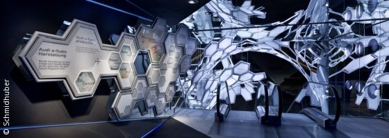 Photo: Audi exhibition at IAA; copyright; Schmidhuber