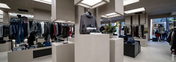 New MEXX store in Nieuwegein, the Netherlands; Copyright: Mexx