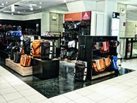 In June a Vaude Shop-in-Shop opened at KaDeWe