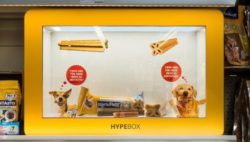 Photo: Hypebox in a shelf, copyright: MMT