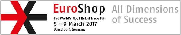 Header of EuroShop Newsletter