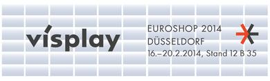 Visplay at EuroShop 2014