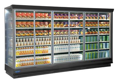 e-Novus - energy efficient multideck