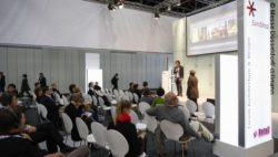 Image: Architecture & Design Forum; Copyright: Messe Düsseldorf / ctillmann