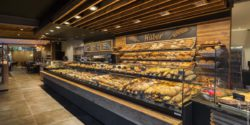 Foto: bakery with modern shop design; copyright: AICHINGER GmbH