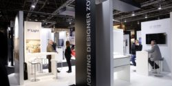 Photo: Lighting Designers Zone at EuroShop 2014; copyright: Messe Düsseldorf
