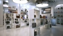 Image: A store full of handbags; Copyright: panthermedia.net/Petro Kuprnenko