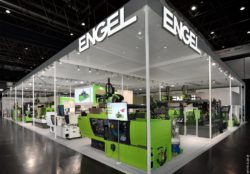 Image: exhibition stand of ENGEL; copyright: KECK GmbH