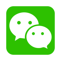 Image: Logo of WeChat; Copyright: WeChat