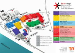 Image: Site plan EuroShop