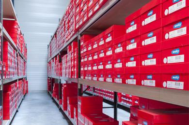 Wolky footwear brand commences RFID source tagging with Nedap