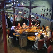 Photo: Rollercoaster-Restaurant