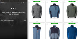 Foto: The North Face Online Shop (Screenshot)