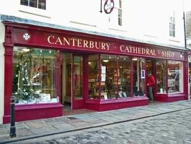 Canterbury Cathedral chooses Futura