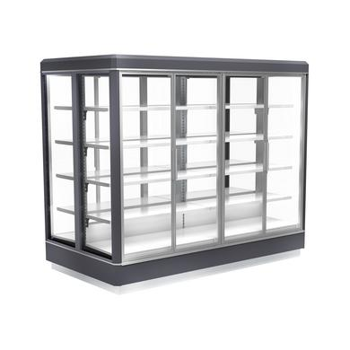 e-Visio - a newspace efficient multideck