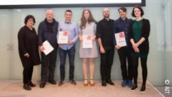 Picture: Winners of the trendscouting by AIT; copyright: AIT