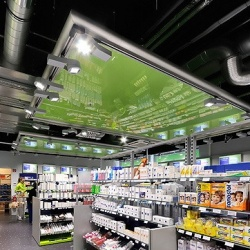 Photo: Light concept for pharmacies by BARO
