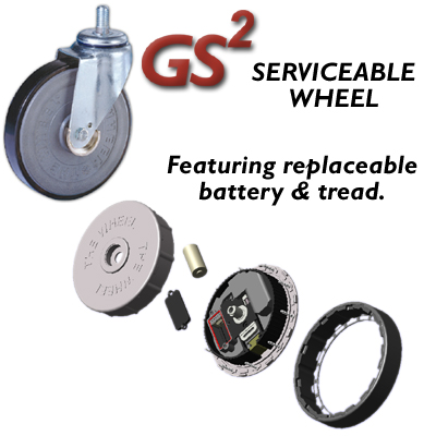 The New GS2 Wheel